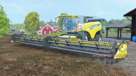 New Holland CR10.90 multi cameras para Farming Simulator 2015