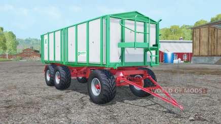 Kroger Agroliner HKD 402 aluminum para Farming Simulator 2015