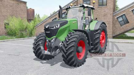 Fendt 1046 Vario wheels selection para Farming Simulator 2017