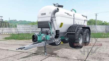 Zunhammer SKE 18500 PU Tizian Playing para Farming Simulator 2017