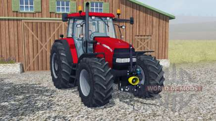 Case IH MXM180 Maxxum vivid red para Farming Simulator 2013