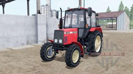 MTZ-82 TS para Farming Simulator 2017