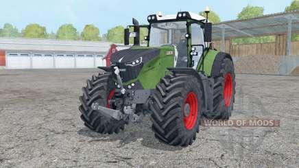 Fendt 1050 Vario extra weights para Farming Simulator 2015