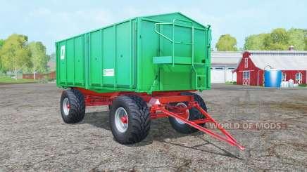 Kroger Agroliner HKD 302 multicolour para Farming Simulator 2015