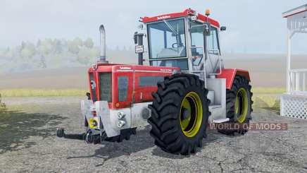 Schluter Super-Trac 2500 VL steering mode para Farming Simulator 2013