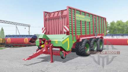 Strautmann Tera-Vitesse CFS 5201 tyre selection para Farming Simulator 2017