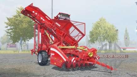 Grimme Rootster 604 multifruit para Farming Simulator 2013