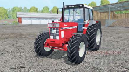 International 1455 animated element para Farming Simulator 2015