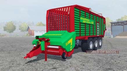 Strautmann Giga-Vitesse tridem chassis para Farming Simulator 2013