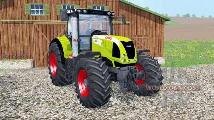 Claas Arion 620 animated doors para Farming Simulator 2015