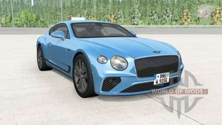 Bentley Continental GT 2018 para BeamNG Drive