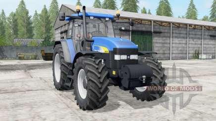 New Holland TM 1xx para Farming Simulator 2017