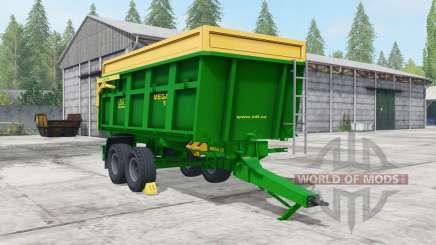 ZDT Mega 13 islamic green para Farming Simulator 2017