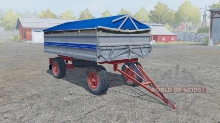 Fortschritt HW 80 cadet grey para Farming Simulator 2013