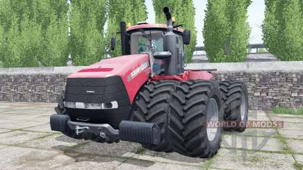 Case IH Steiger 600 wheels selection para Farming Simulator 2017