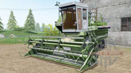 Yenisei 1200-1M a base de hierbas de color para Farming Simulator 2017