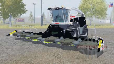 Claas Jaguar 980 Black Edition para Farming Simulator 2013
