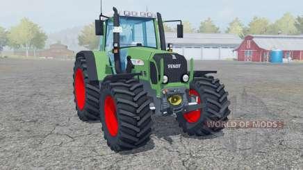 Fendt 718 Vario TMS FL console para Farming Simulator 2013