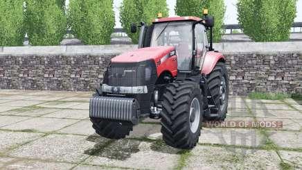 Case IH Magnum 315 CVX imperial red para Farming Simulator 2017