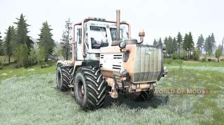 T-150 de color anaranjado pálido color para MudRunner