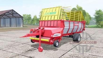 Pottinger EuroBoss 330 T coral red para Farming Simulator 2017