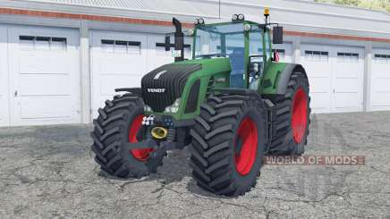 Fendt 933 Vario new tires para Farming Simulator 2013