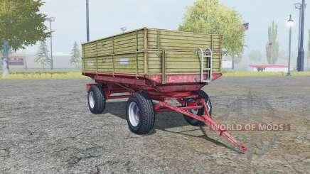 Krone Emsland yuma para Farming Simulator 2013