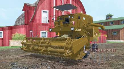 Bizon Z056 pack para Farming Simulator 2015