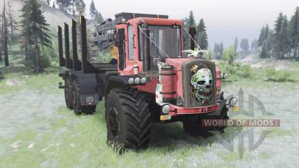 HSM 940F 6x6 para Spin Tires