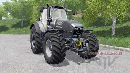 Deutz-Fahr 7 TTV Warrior para Farming Simulator 2017