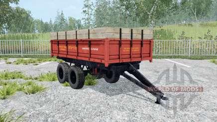PTU-7.5 cuerpo para Farming Simulator 2015