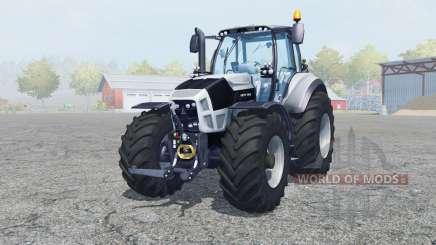 Deutz-Fahr Agrotron 7250 TTV SilverStaᶉ para Farming Simulator 2013