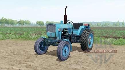 UMZ-6АЛ polupostelnyj para Farming Simulator 2017