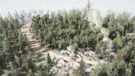 Carrera con obstáculos 3 para MudRunner