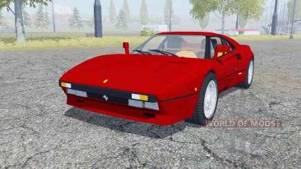 Ferrari 288 GTO 1984 para Farming Simulator 2013