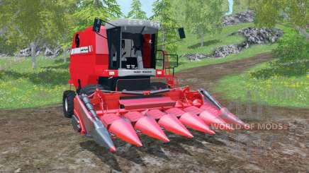 Massey Ferguson 34 4x4 para Farming Simulator 2015
