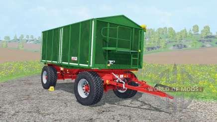 Kroger Agroliner HKD 302 camarone para Farming Simulator 2015