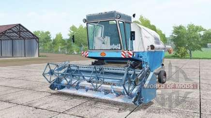 Fortschritt E 512 with header para Farming Simulator 2017