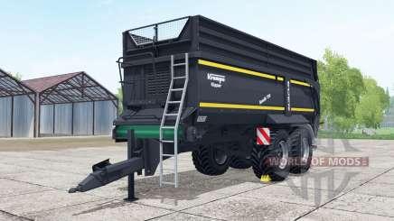 Krampe Bandit 750 arsenic para Farming Simulator 2017