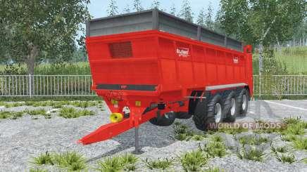 Brochard Dragon 2200 para Farming Simulator 2015