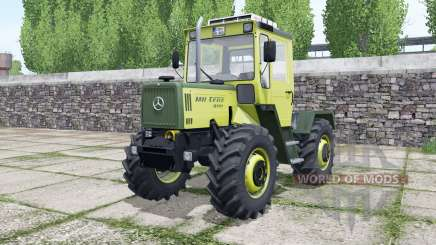 Mercedes-Benz Trac 800 more configurations para Farming Simulator 2017