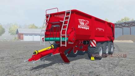 Krampe Bandit 800 change bodywork para Farming Simulator 2013