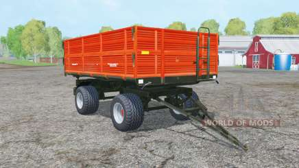 Ursus T-610-A1 vivid orange para Farming Simulator 2015