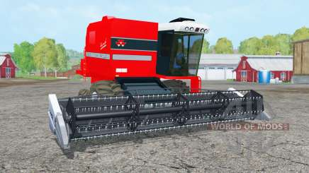 Massey Ferguson 5650 red para Farming Simulator 2015