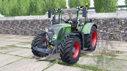 Fendt 718 Vario SCR design selection para Farming Simulator 2017