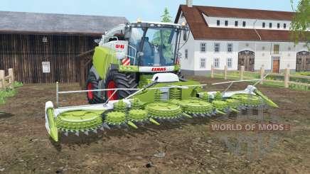 Claas Jaguar 980 washable para Farming Simulator 2015