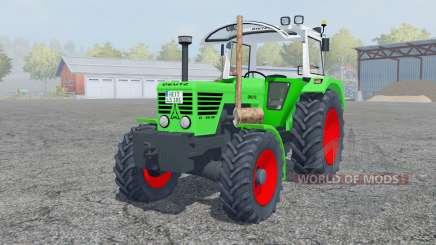 Deutz D 80 06 para Farming Simulator 2013