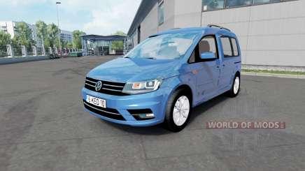 Volkswagen Caddy para Euro Truck Simulator 2