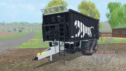 Fliegl Gigant ASW 268 Panther para Farming Simulator 2015