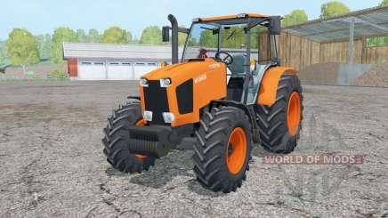 Kubota M135GX 2012 para Farming Simulator 2015
